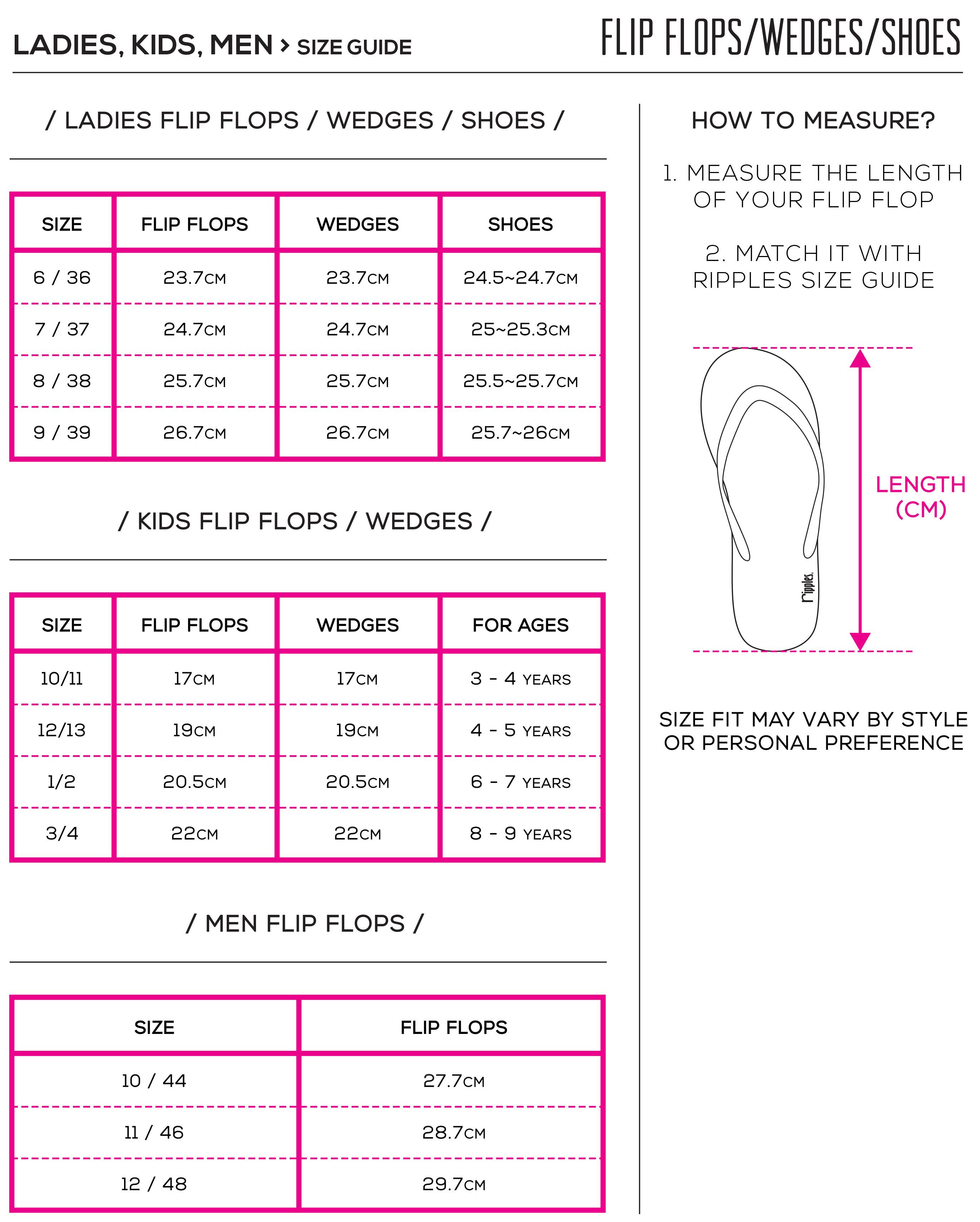 ba9e0245f7935 Size Guide