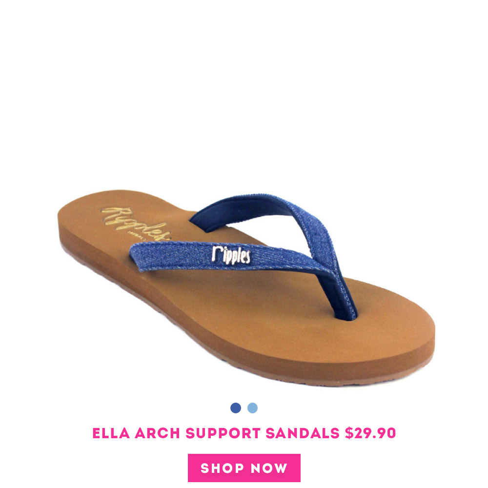 Ella Arch Support Sandals