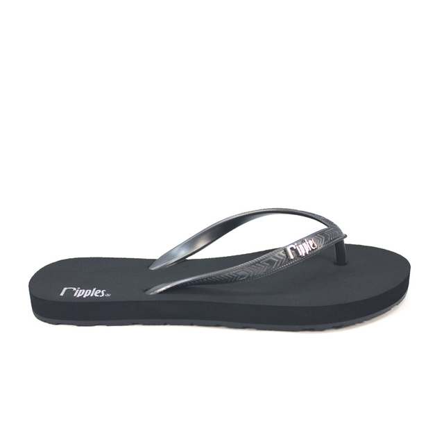 [SALE] Andre Basic Ladies Flip Flops (Black)