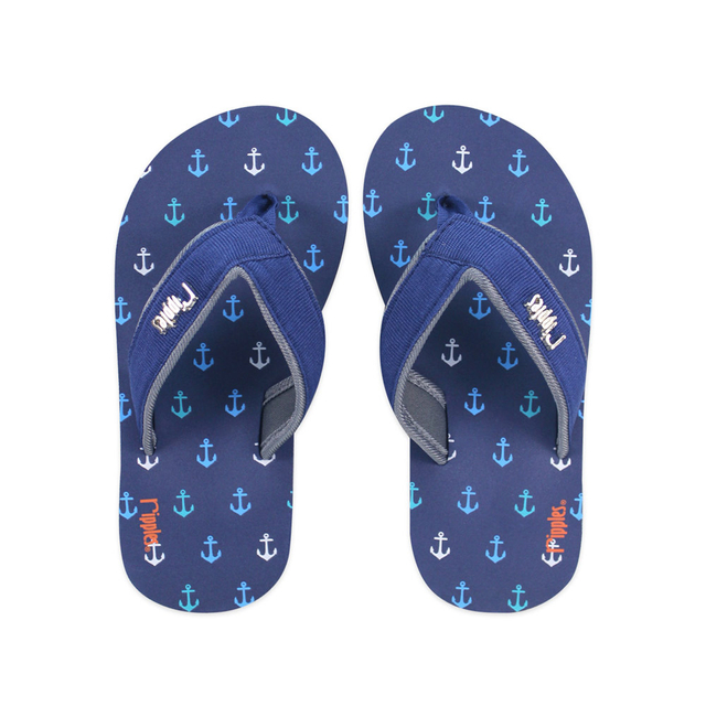 [SALE]  Anchor Little Kids Flip Flops