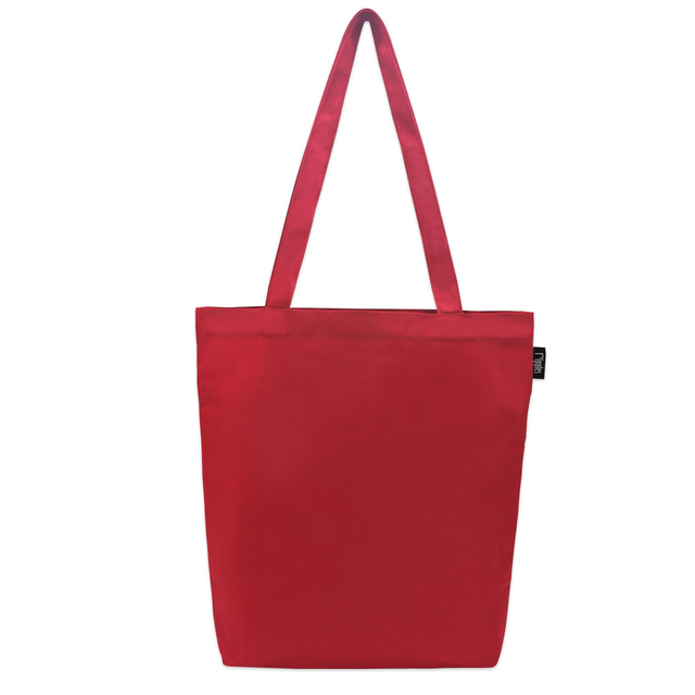 [SALE] Everyday Basic Tote Bag (Red)