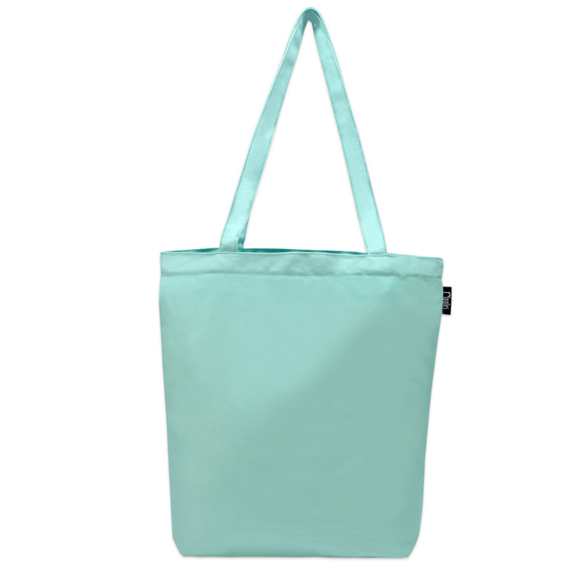 [SALE] Everyday Basic Tote Bag (Turquoise)