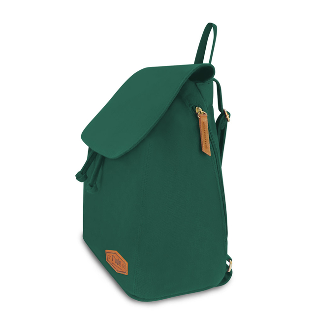 Rayne Basic Ladies Backpack (Forest Green)