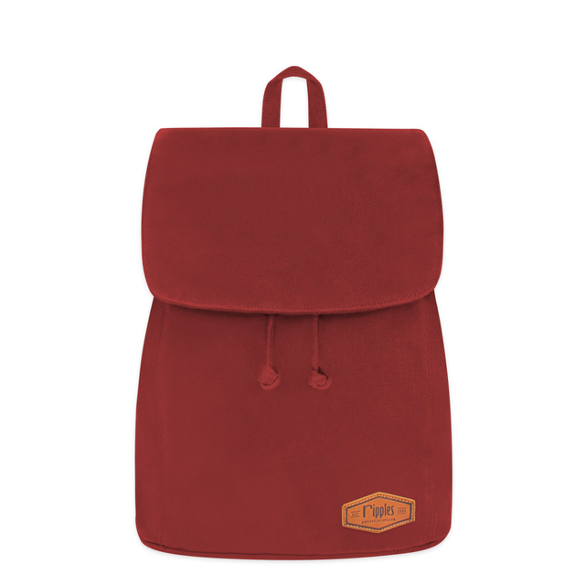 Rayne Basic Ladies Backpack (Maroon)