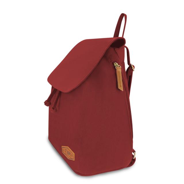 Rayne Basic Ladies Backpack (Maroon)