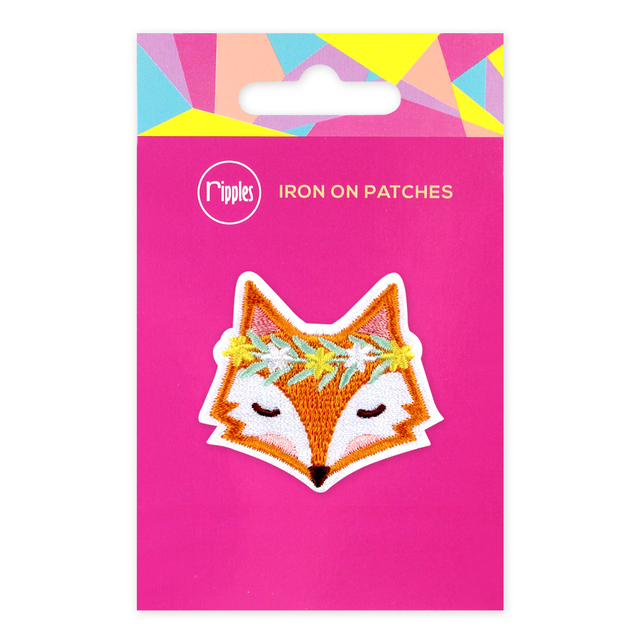 [PROMO] Fox Iron-On Patch