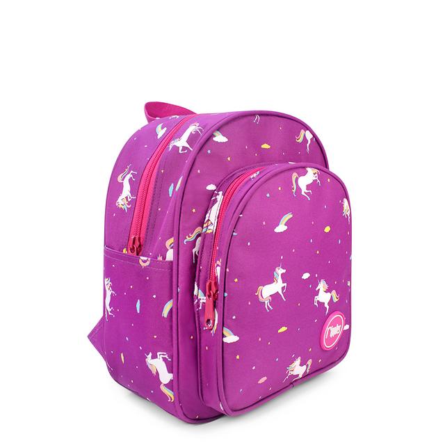Unicorn Kids Backpack (Purple)
