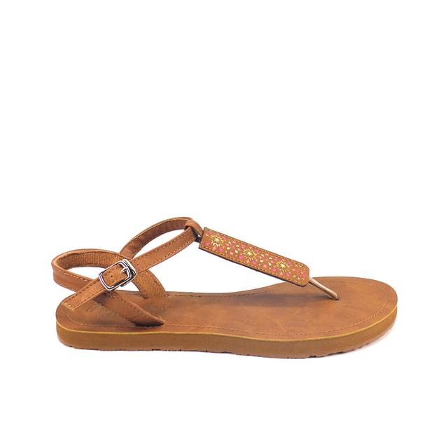 Nadia Slide'N'Style T-Bar Sandals (Radiance)