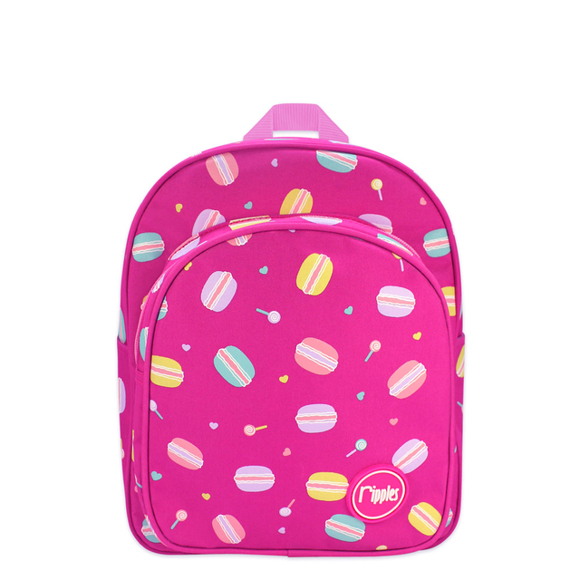 Macarons Kids Backpack (Pink)