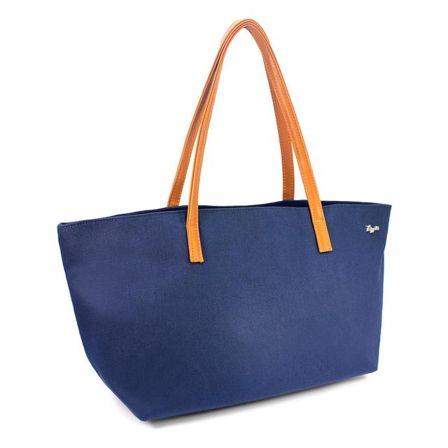 [PROMO] Jean Basic Handbag (Navy Blue)