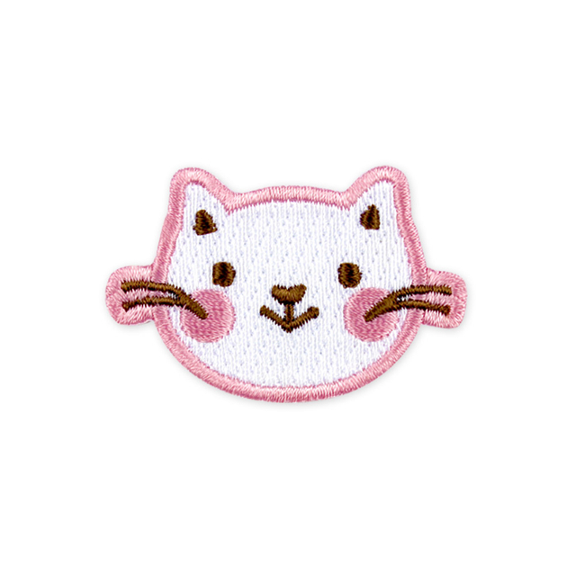 [PROMO] Kitten Iron-On Patch