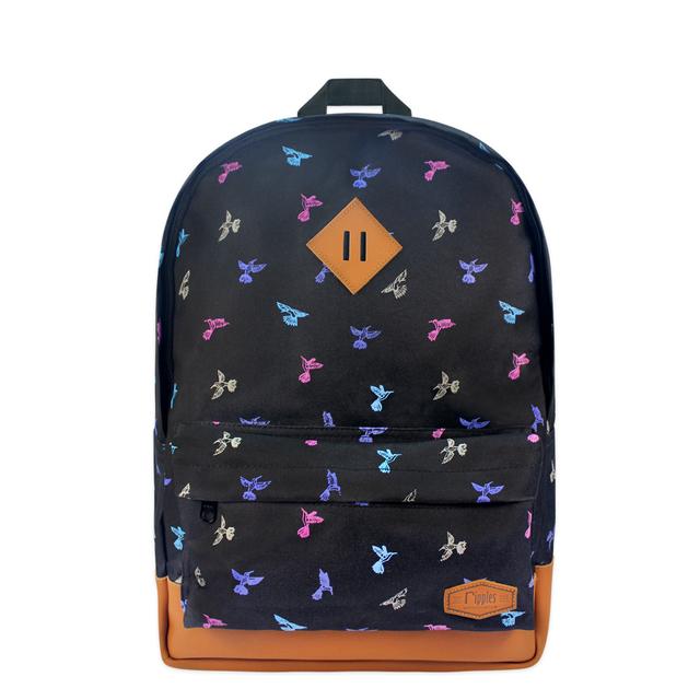 [SALE] Hummingbird School Backpack (Black)