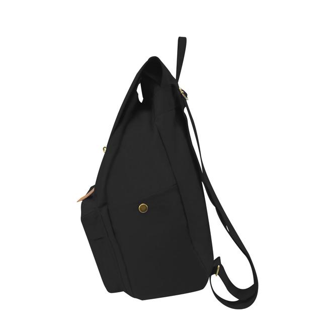 [PROMO] Tanya Basic Ladies Backpack (Black)