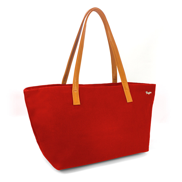 [PROMO] Jean Basic Handbag (Red)
