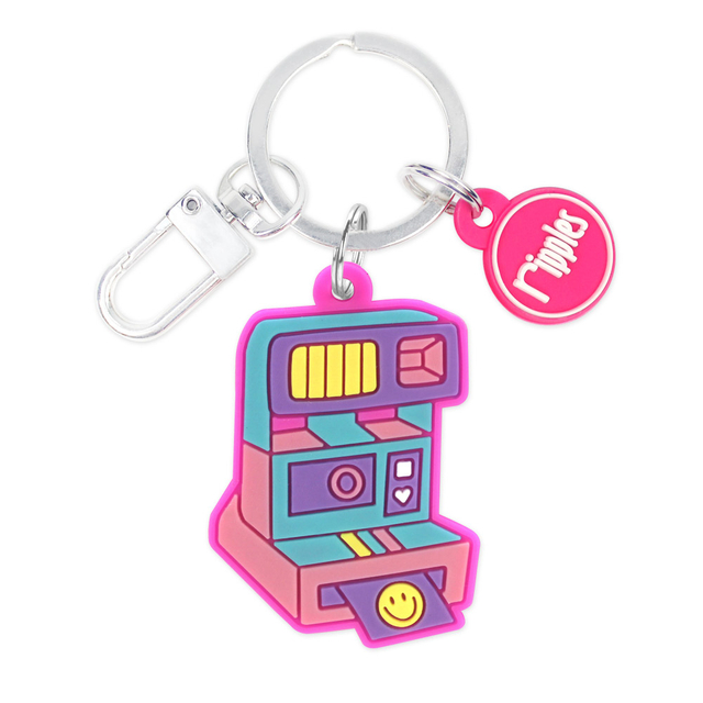 [PROMO] Polaroid Keychain