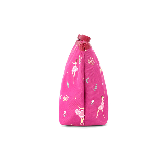 [PROMO] Ballerina Cosmetic Pouch (Pink)
