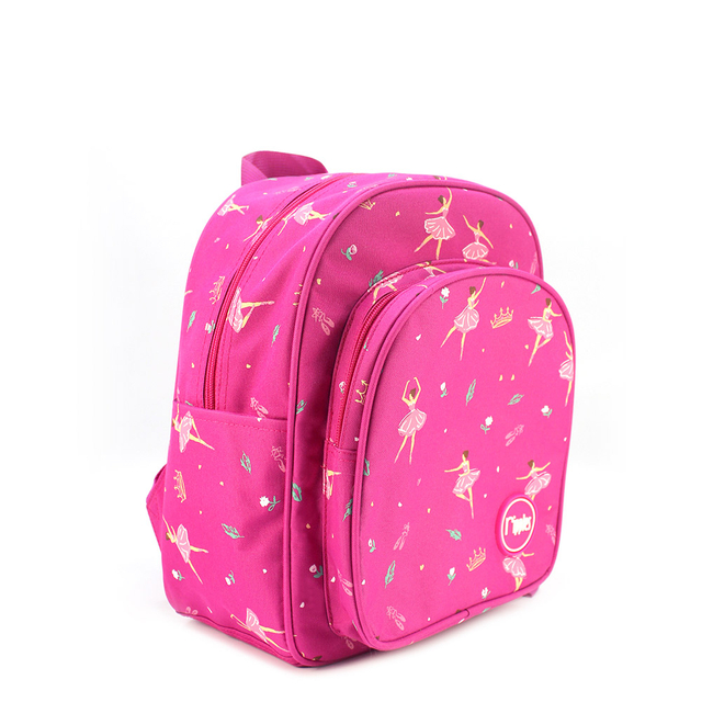 Ballerina Kids Backpack (Pink)