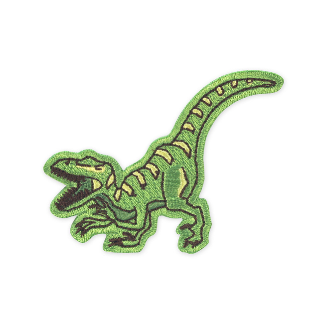 [PROMO] Dinosaur Iron-On Patch