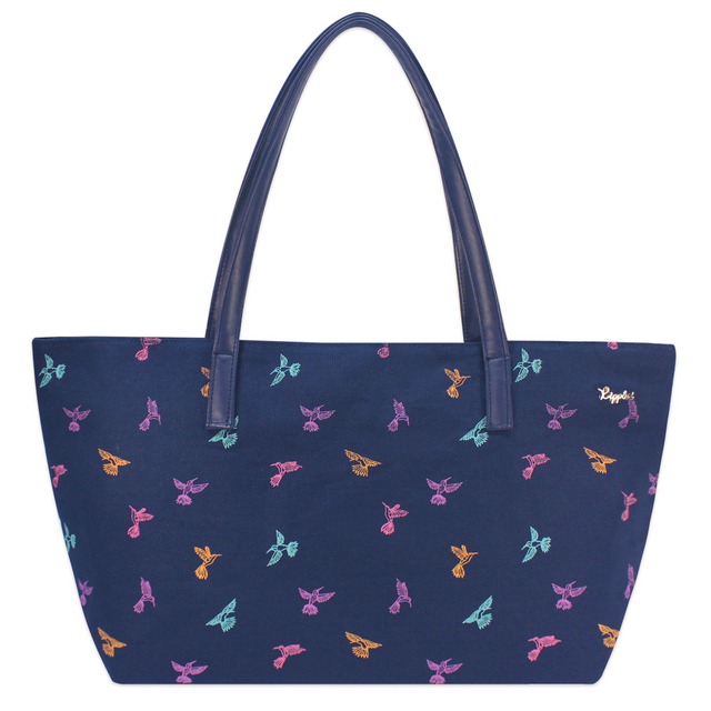 [PROMO] Hummingbirds Handbag (Navy Blue)