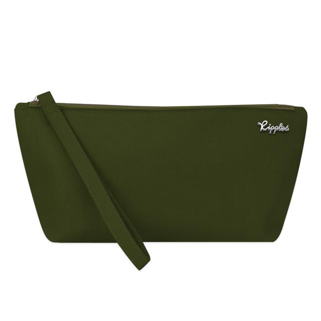 [SALE] Allure Travel Pouch (Dark Green)
