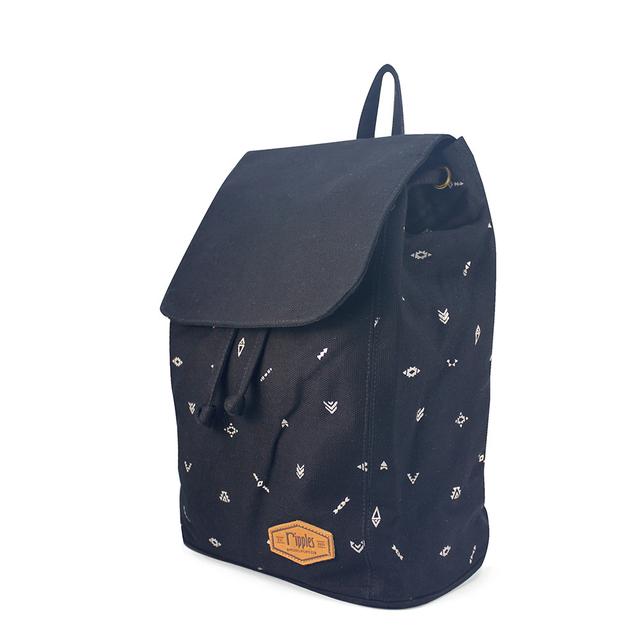 Arika Aztec Ladies Backpack (Black)