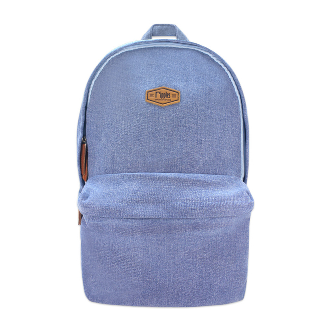 [PROMO] Sienna Denim Backpack (Light Wash)