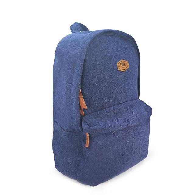 [PROMO] Sienna Denim Backpack (Mid Blue Wash)