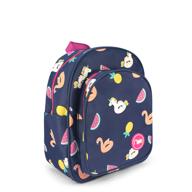 [PROMO] Summer Floats Kids Backpack (Navy Blue)