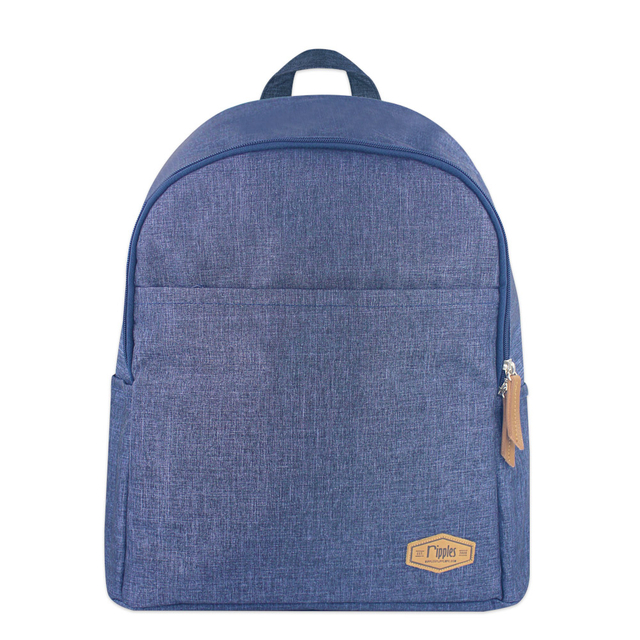Hayden School Backpack (Navy Blue)