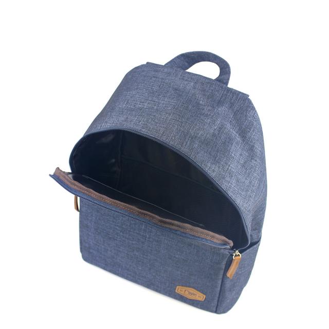 Hayden School Backpack (Navy Blue)