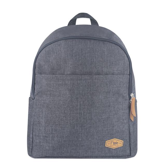 [PROMO]  Hayden School Backpack (Dark Grey)