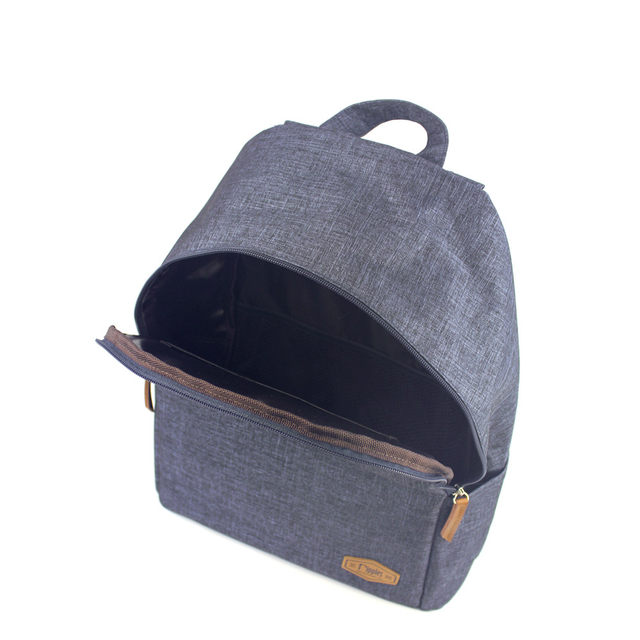 Hayden School Backpack (Dark Grey)