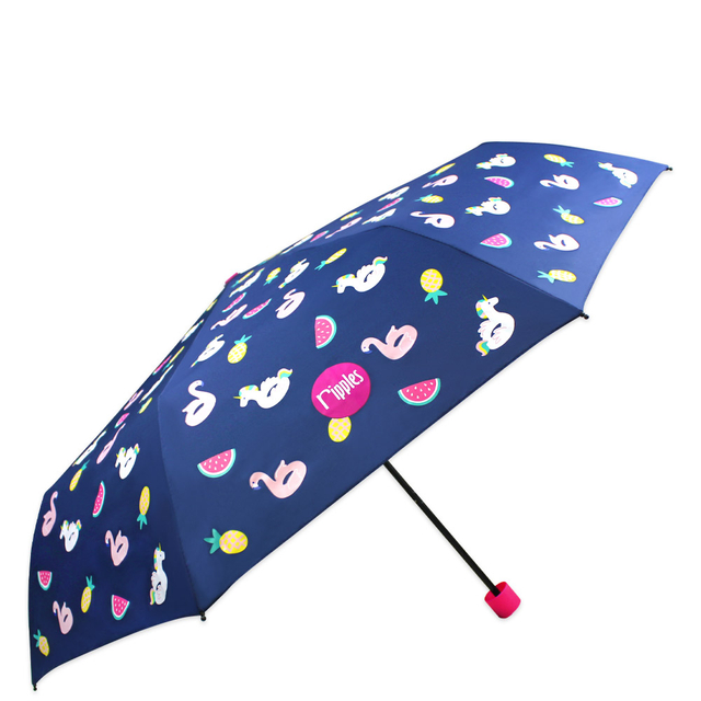 [PROMO] Summer Floats Umbrella (Navy Blue)