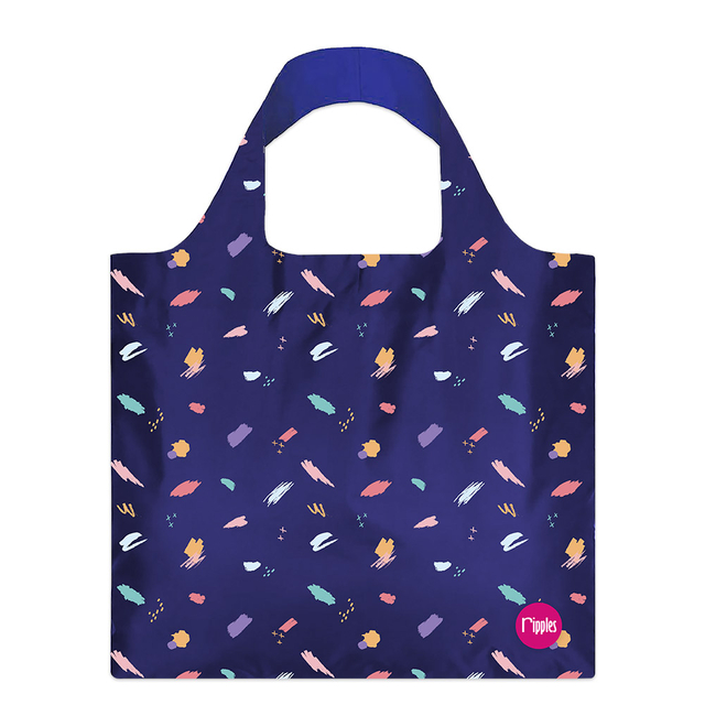 [PROMO] Brushstrokes Recycle Eco Tote Bag
