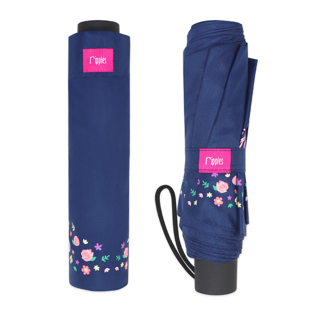 [PROMO] Sweet Garden Umbrella (Navy Blue)