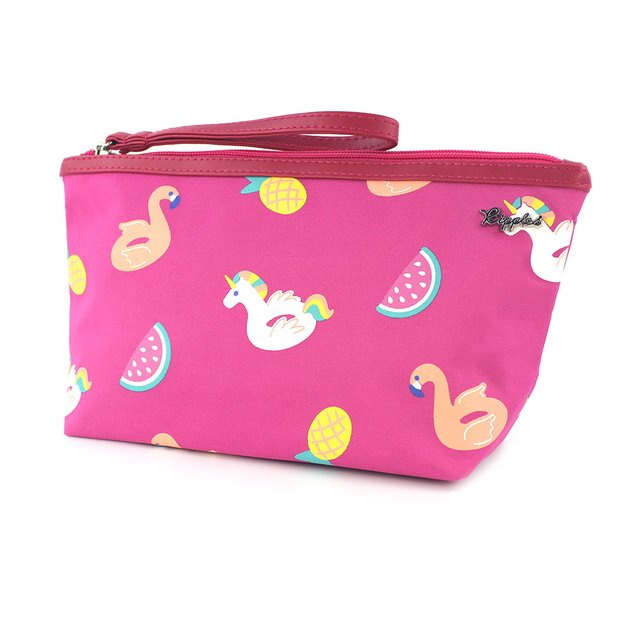 [PROMO] Summer Floats Cosmetic Pouch (Pink)