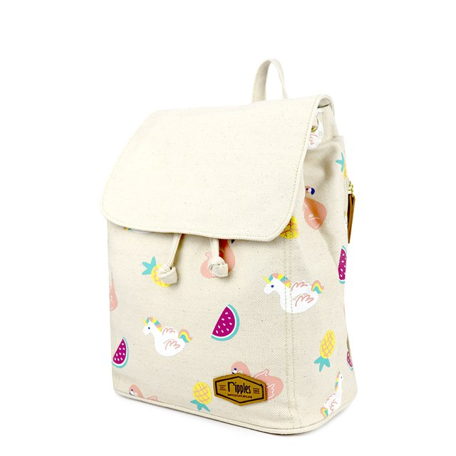 [PROMO] Summer Floats Ladies Backpack (Natural)