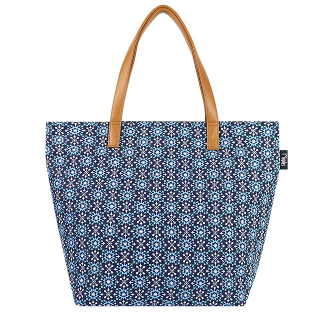 [PROMO] Nadia Tote Bag (Navy Blue)