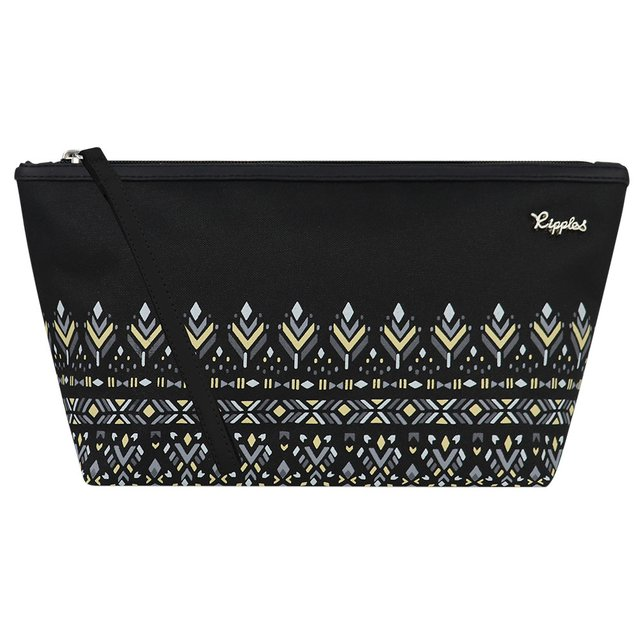 [PROMO] Astrial Aztec Cosmetic Pouch (Black)