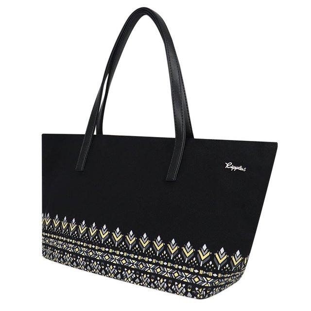 Astrial Aztec Handbag (Black)