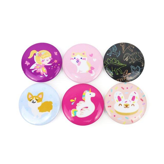 [PROMO] Pin Badges Set A